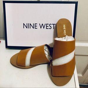 Nine West Slide Sandals